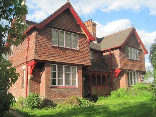 Surrey architecture, on the Ockley road