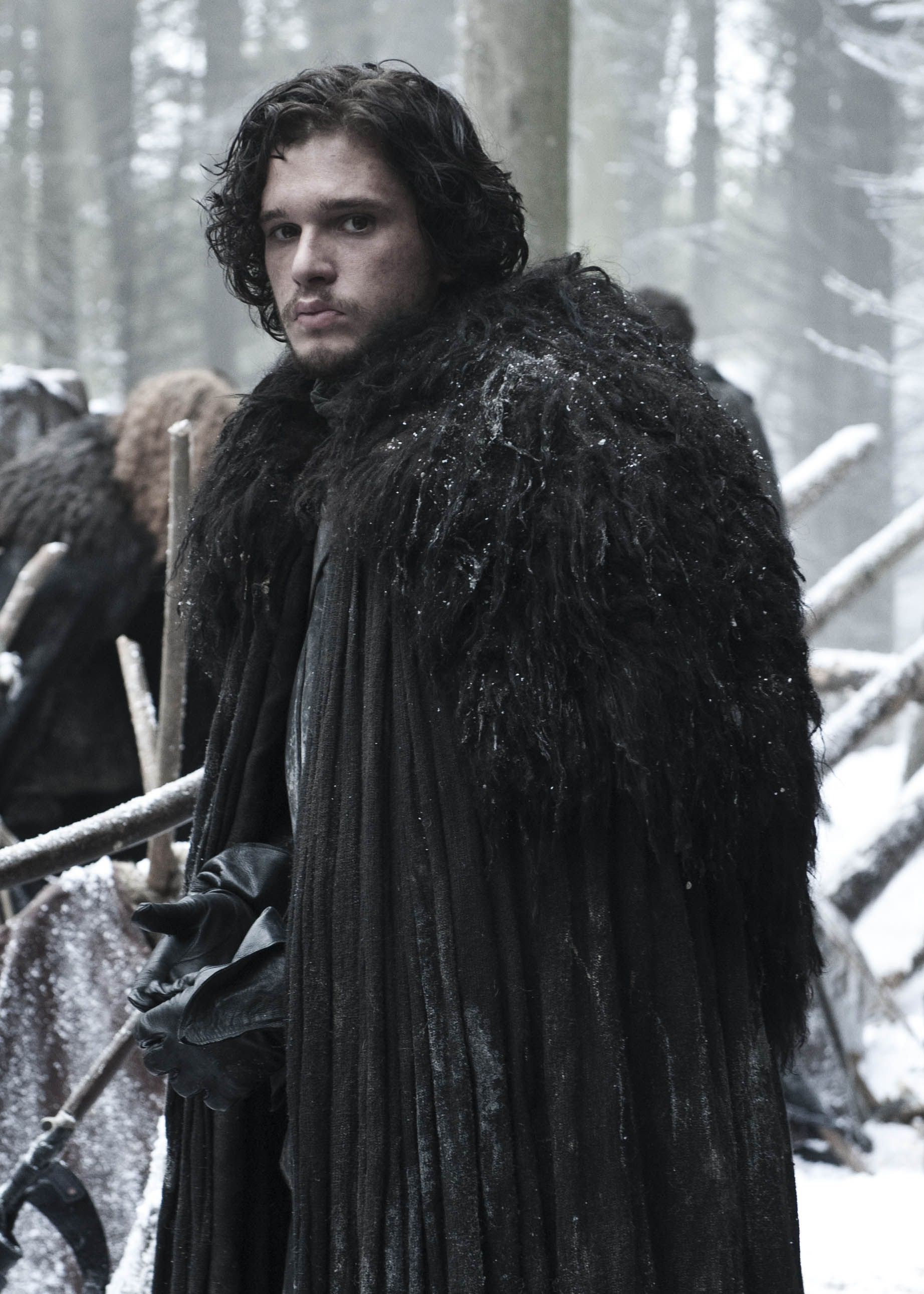kit haringtone as jon - photo #16