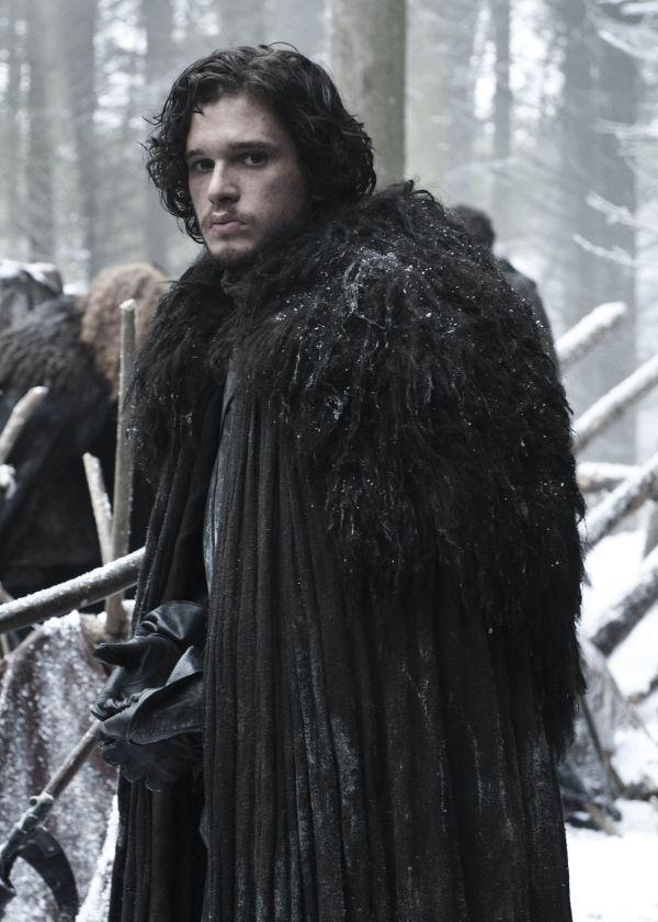 Kit Harington as Jon Snow in HBO's 'A Clash of Kings', broadcast on Sky Atlantic © HBO