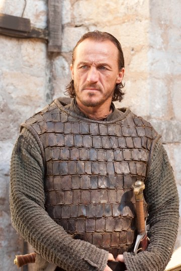 Photo of Jerome Flynn as the sellsword Bronn in HBO's 'Game of Thrones' broadcast on Sky Atlantic © HBO