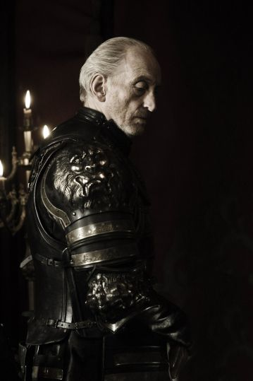 Charles Dance as Lord Tywin Lannister in HBO's 'A Clash of Kings', broadcast on Sky Atlantic © HBO