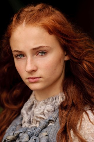 Photo of Sophie Turner as Sansa Stark in HBO's 'Game of Thrones' broadcast on Sky Atlantic © HBO