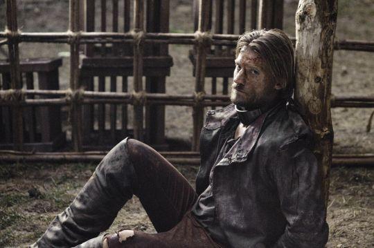 Nikolaj Coster-Waldau as Jaime Lannister in HBO's 'A Clash of Kings', broadcast on Sky Atlantic © HBO