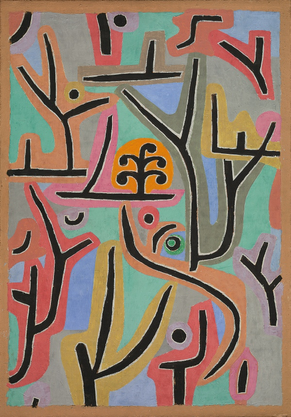 Park near Lu, 1938 Zentrum Paul Klee