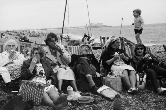Brighton Beach, 1967 1967 by Tony Ray-Jones © National Media Museum