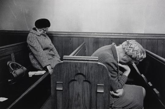 Mankinholes Methodist Chapel, Todmorden 1975 by Martin Parr © Martin Parr/ Magnum