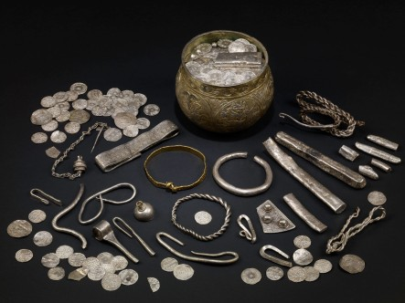 Photo of the Vale of York hoard