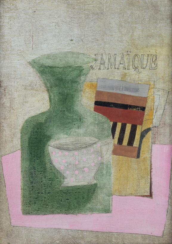 Ben Nicholson, c. 1925 (Jamaique), c.1925, Oil on canvas, Private Collection / © Angela Verren Taunt 2013. All rights reserved, DACS, Photo: © Tate, London 2013