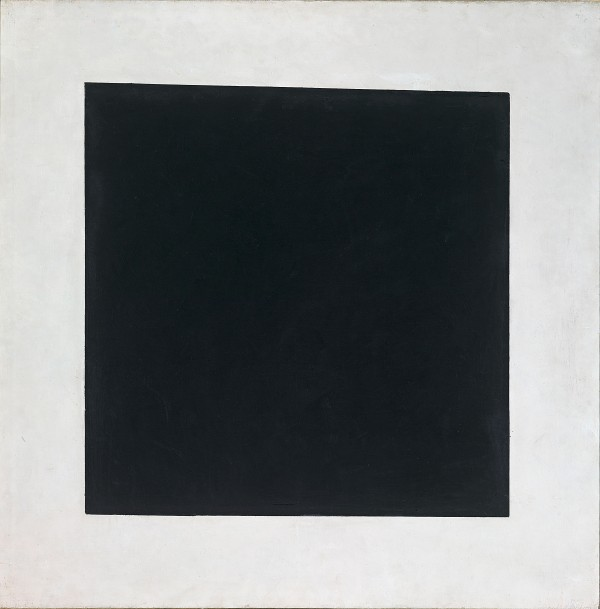 Kazimir Malevich, Black Square 1929 © State Tretyakov Gallery, Moscow