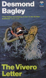 Cover of the early 1970s Fontana edition of The Vivero Letter