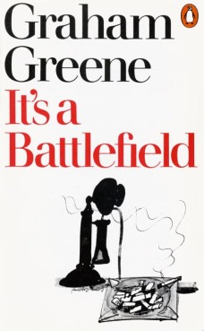 Cover of the Penguin paperback edition of It's A Battlefield