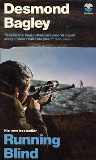 Cover of the 1973 Fontana paperback edition of Running Blind
