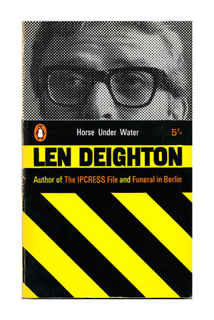 Cover of the 1963 Penguin paperback edition of Horse Under Water