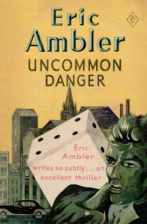 Cover of Uncommon Danger