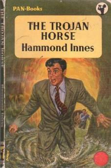 Pan paperback edition of The Trojan Horse