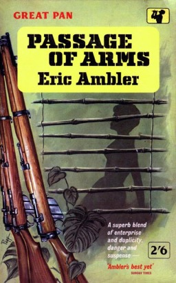 Cover of the 1961 Fontana paperback edition of Passage of Arms