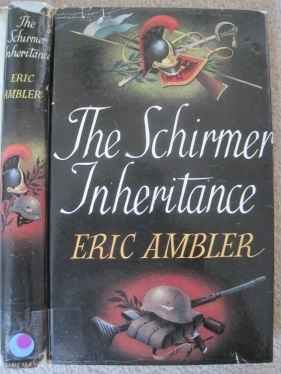 Cover of the 1953 William Heinemann hardback edition