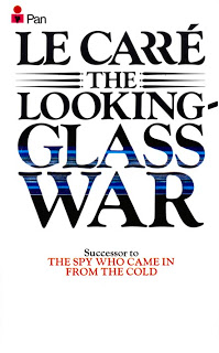 Pan paperback cover of The Looking Glass War