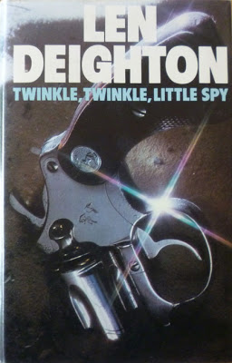 Paperback edition of Twinkle, Twinkle, Little Spy