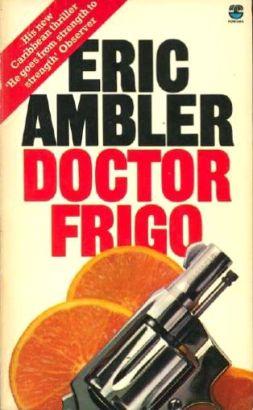Fontana paperback cover of Dr Frigo
