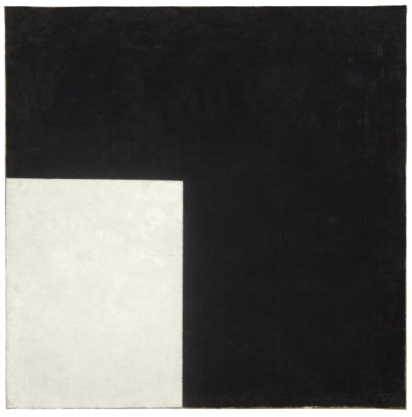 Kazimir Malevich Black and White. Suprematist Composition 1915 Oil on canvas 80 x 80 cm Moderna Museet, Stockholm Donation 2004 from Bengt and Jelena Jangfeldt