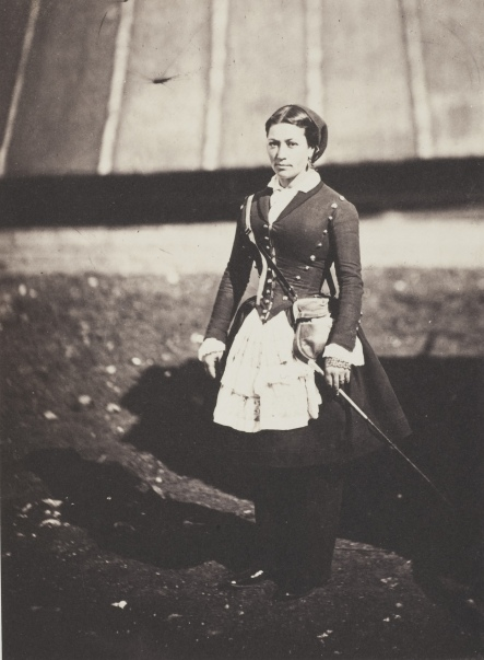 Roger Fenton, Cantiniére 1855 © Wilson Centre for Photography