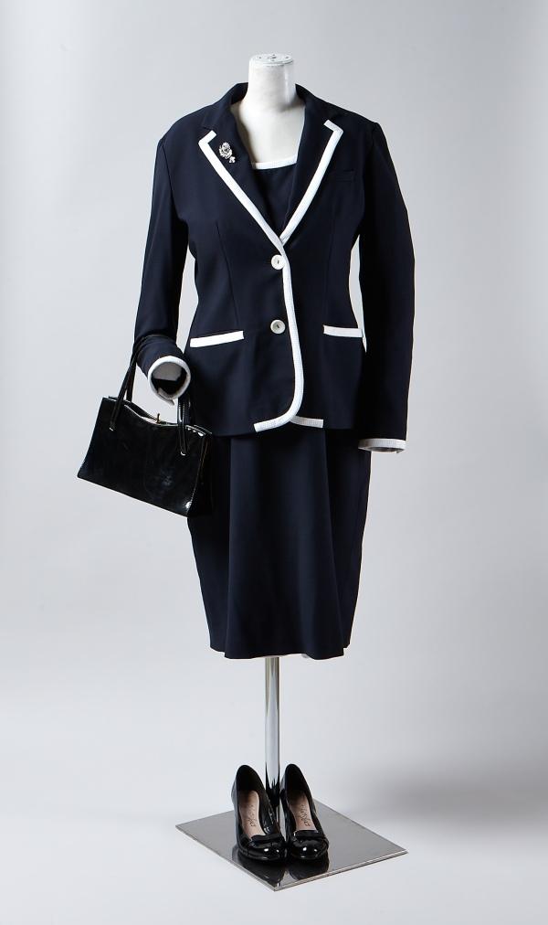 Consolata Boyle, Costume designed for Meryl Streep in 'The Iron Lady' (2011) Photo credit: Roger Wooldridge