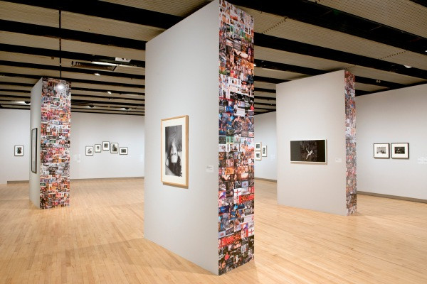 Installation View Hannah Starkey's curated section at Hayward Gallery, History Is Now: 7 Artists Take On Britain. Photo Linda Nylind