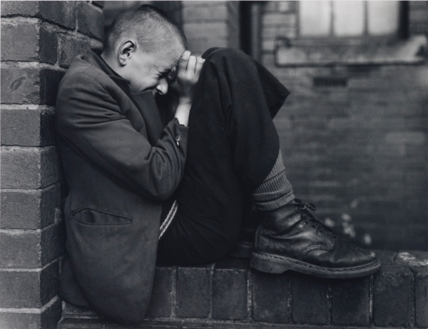 Chris Killip, Youth, Jarrow (1976) © the artist