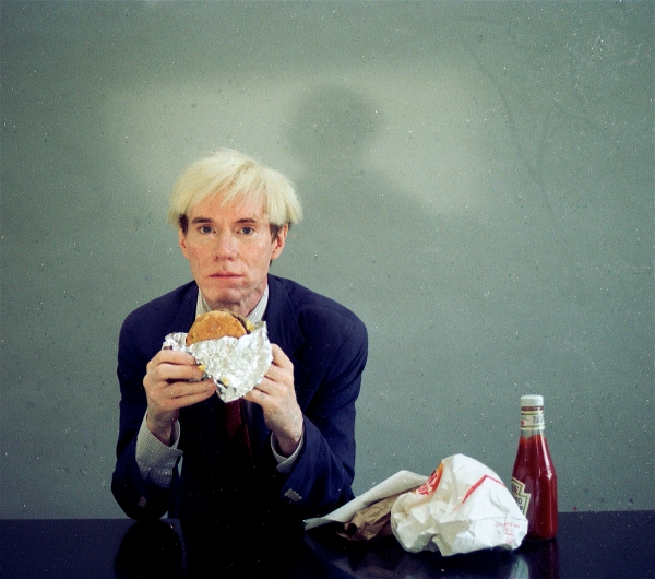 Jørgen Leth and Ole John 'My Name is Andy Warhol' from 66 Scenes from America (66 scener fra America), 1982 © the artist 1982/2014. Courtesy the artists and Andersen's Contemporary, Copenhagen