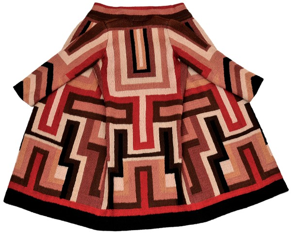 Sonia Delaunay, Coat made for Gloria Swanson (1923-24)  Private Collection © Pracusa 2014083