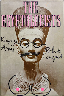 Cover of The Egyptologists