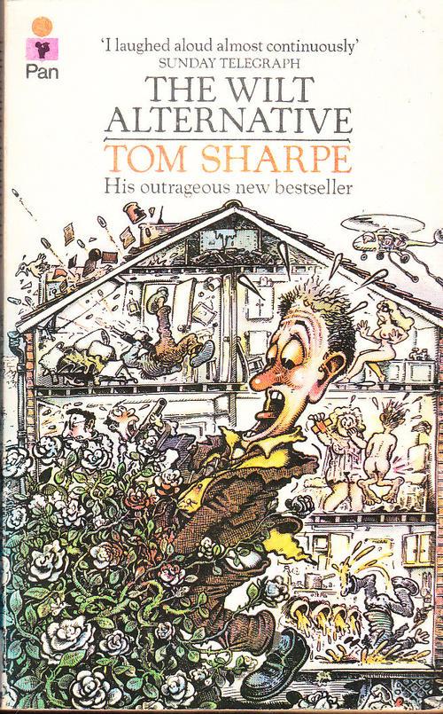 The Wilt Alternative By Tom Sharpe 1979 Books Boots