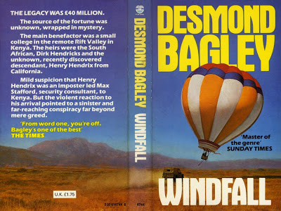Fontana paperback edition of Windfall