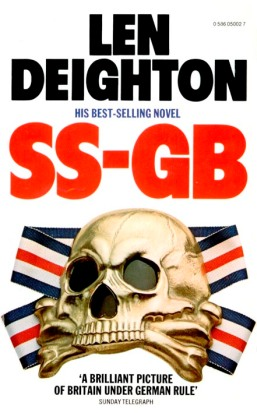 Triad/Grafton paperback cover of SS-GB