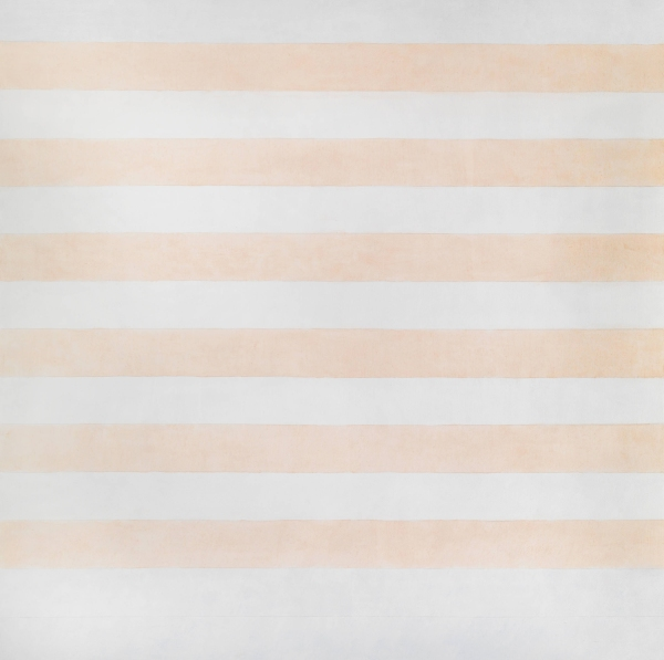 Agnes Martin, Happy Holiday (1999) Tate / National Galleries of Scotland © estate of Agnes Martin