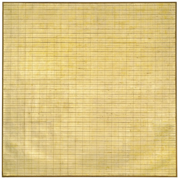Agnes Martin, Friendship 1963 Museum of Modern Art, New York © 2015 Agnes Martin / Artists Rights Society (ARS), New York