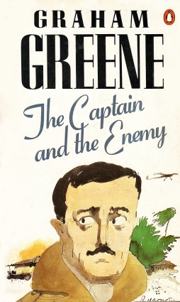Penguin paperback cover of The Captain and The Enemy