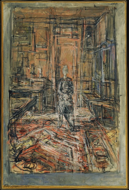 The Artist's Mother by Alberto Giacometti, 1950; The Museum of Modern Art, New York © 2015. Digital image The Museum of Modern Art, New York/Scala, Florence © The Estate of Alberto Giacometti (Fondation Giacometti, Paris and ADAGP, Paris)