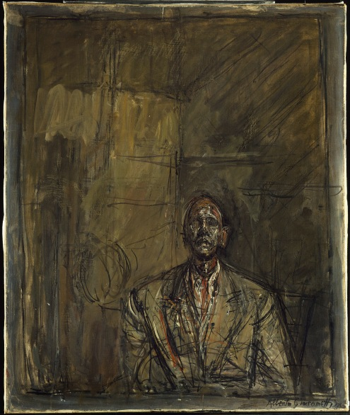 Jean Genet by Alberto Giacometti, c1954-5; Tate London 2015 © The Estate of Alberto Giacometti (Fondation Giacometti, Paris and ADAGP, Paris)