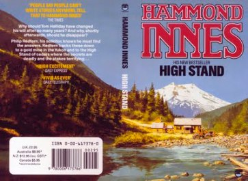 Fontana paperback cover of High Stand