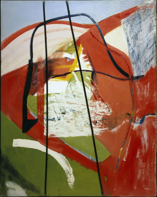 Peter Lanyon Glide Path (1964) Oil and plastic on canvas, 60 x 48 inches Courtesy of The Whitworth Art Gallery, University of Manchester