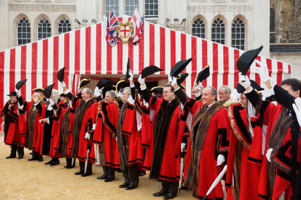 Lord Mayor's Show, Guildhall, City of London, 2013. © Martin Parr / Magnum Photos