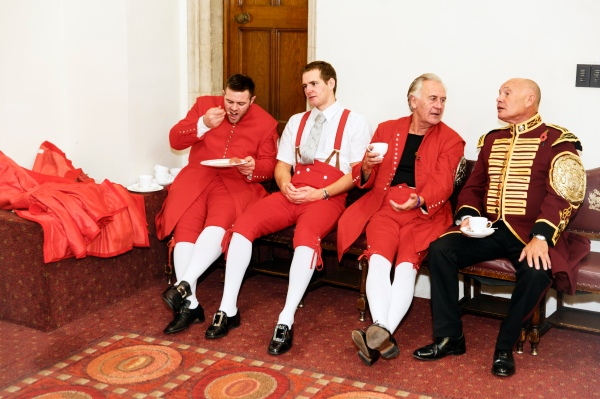 Lord Mayor's Show, Guildhall, City of London, 2014. © Martin Parr / Magnum Photos