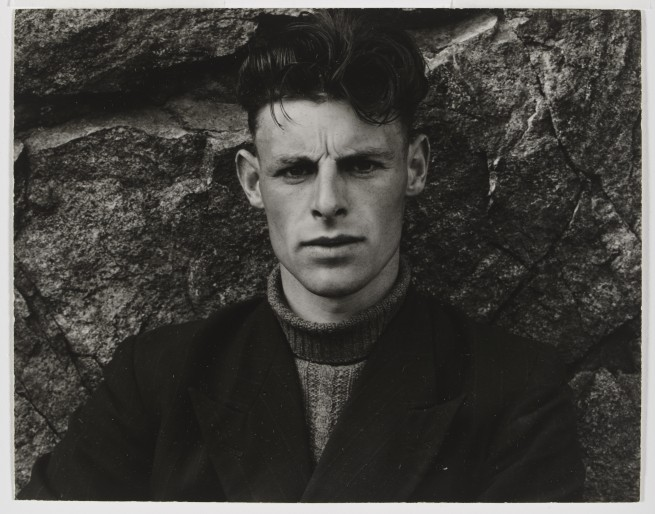 Angus Peter MacIntyre, South Uist, Hebrides by Paul Strand (1954) © Paul Strand Archive, Aperture Foundation