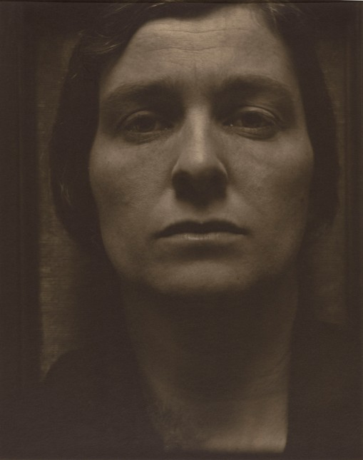 Rebecca by Paul Strand (1921) © Paul Strand Archive, Aperture Foundation