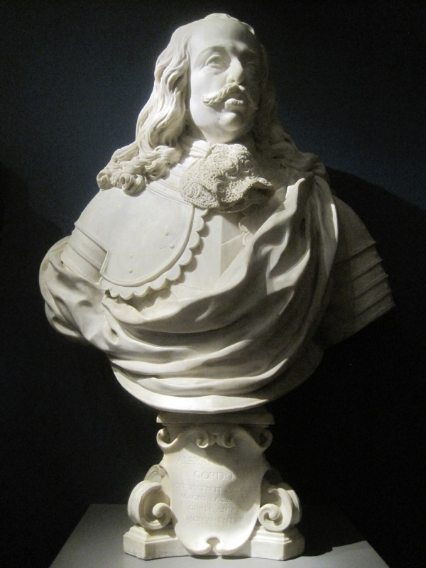Cosimo III de' Medici by Giovanni Battista Foggini (1718)
