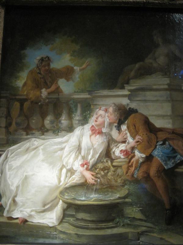 The Alarm (La Gouvernante Fidèle) by Jean Francois de Troy (1679 - 1752)