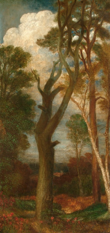 Autumn by George Frederic Watts (1901-1903) © Watts Gallery