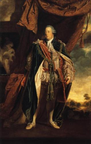 William Augustus Duke of Cumberland by Sir Joshua Reynolds